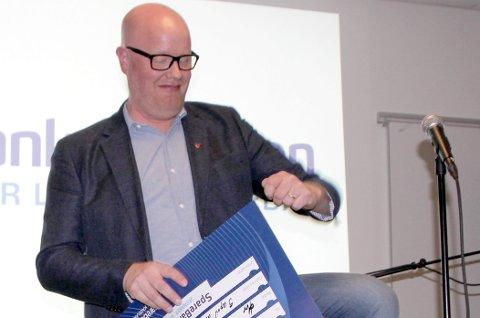 NY LEDER: Øyvind Norstrøm blir leder for Kultur og fritid i Jevnaker kommune.