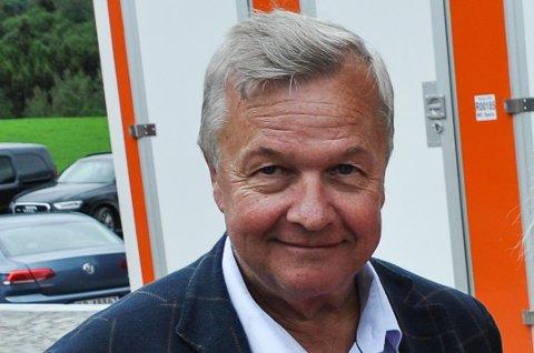 Tom Furulund er også i 2018 Gran kommunes største skatteyter.