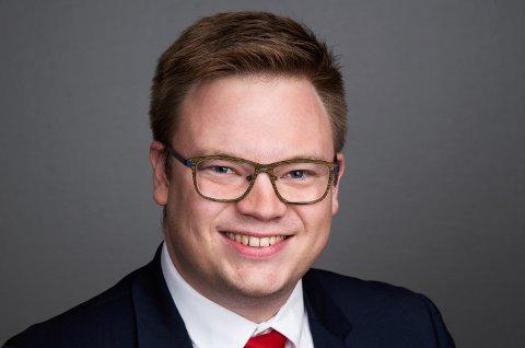Even Aleksander Hagen.