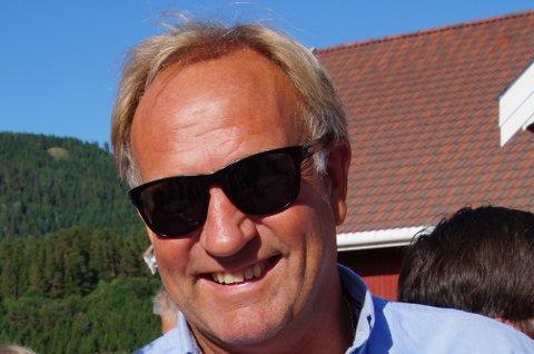 I MÅL: Håkon Kristiansen og partnerne som har kjøpt Hadelandsparken har jobbet med oppkjøpet i over et år.