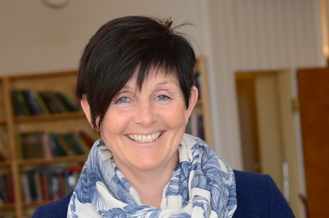 NY HR-SJEF: Lena Merete Aaker Menken.
