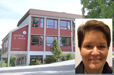 NY REKTOR: Siv Akre er den nye rektoren ved Grymyr skole.