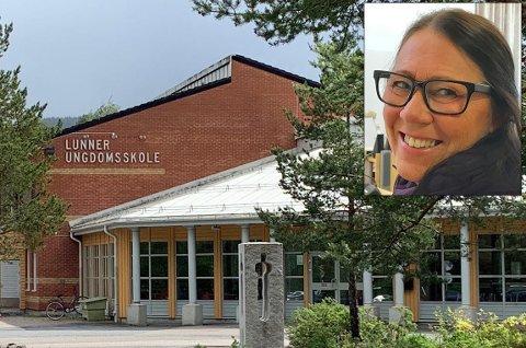 ADVARER: Kommunalsjefen for oppvekst, May Birgit Kjeverud, advarer mot å fjerne skolefaglig rådgiver i kommunen.