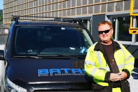 MELDTE OPPBUD: Geir Johnar Engelund forteller at konkursen i Bat montasje AS skyldes mangel på kunder og nye oppdrag.