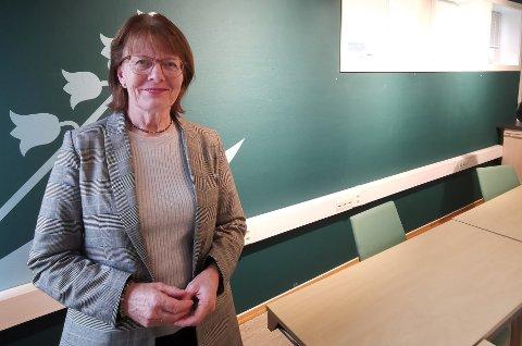 Kutter: Kommunalsjef helse og mestring Solveig Olerud må gjøre mange kutt. Nå hentes ekstern hjelp inn.