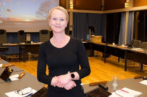 IKKE SÅ BEKYMRET: Kommuneoverlege Marthe Bergli understreker at både i Jevnaker og Norge har man gode systemer og rutiner for å håndtere epidemier som koronaviruset.