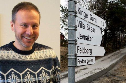 KLAGET: Richard Skaar Thorsrud har på vegne av Villa Skaar klaget på Jevnaker kommunes vedtak.