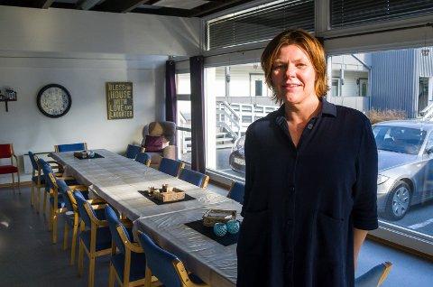 NY JOBB: Aase Kristin Andreassen, virksomhetsleder for hjemmebaserte tjenester i Modum kommune, har fått ny jobb i vårt distrikt.