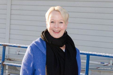 GLAD: Kommuneoverlege Marthe Bergli er fornøyd med at Jevnaker kommune nå kan starte massevaksineringen av Jevnakers innbyggere. - Dette er starten på å komme tilbake til en mer normal hverdag, sier hun.