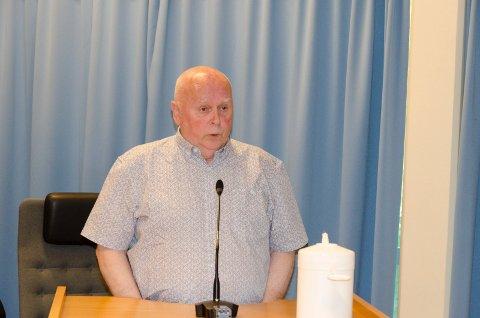 KRITISK: Martin Greftegreff (uavhengig) har holdt flere kritiske innlegg i kommunestyret. Han er misfornøyd med Jevnaker kommune og ba om fritak fra vervet, men det fikk han ikke.