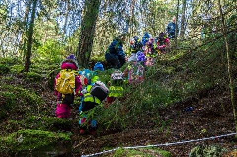 ARKIVFOTO: Det blir fler og fler fattige barn i Halden og Aremark