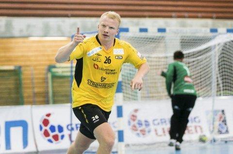 Trym Bilov-Olsen ble nummer to på toppscorerlista i eliteserien denne sesongen. Nå er han klar for HTH.