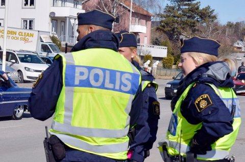 GROV KRIMINALITET: Politiet har i lengre tid overvåket det man mener er et kriminelt nettverk på rundt ti personer i Strömstad. Nettverket står bak til dels grov kriminalitet på begge sider av grensen.