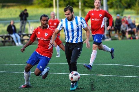 OPPSTART: Tidlig i august blir det endelig seriestart for Berg IL, Fredrikshald og de andre seniorlagene i lokalfotballen.