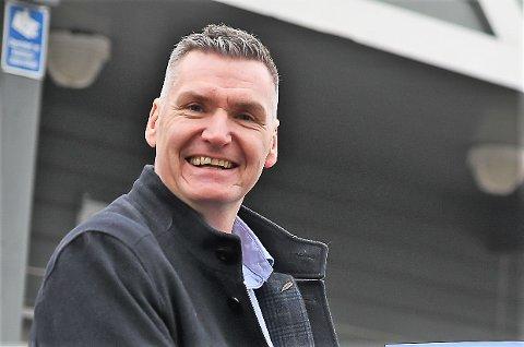 TRENERJAKT: Kvik Halden styreleder Ronny Stavem håper at ny hovedtrener kan være på plass allerede før nyttår, eller i hvert fall helt i starten av januar.