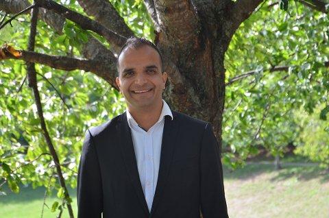 BLIR DAGLIG LEDER: Svein-Erik Edvartsen fra Hamar blir daglig leder i det nystiftede selskapet XIDE Innlandet som etablerer seg i Hamar på nyåret.