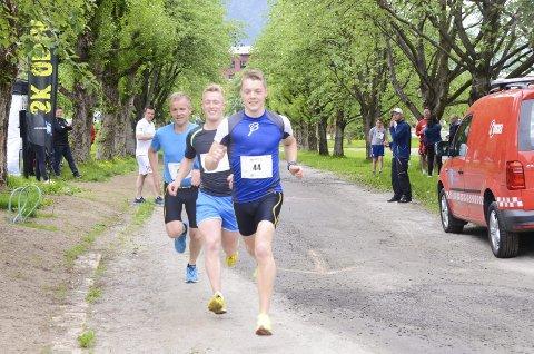 FULL FART: Skoddamila ble første gang arrangert i fjor.