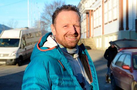Kinosjef: Ingvald Aarsand, Krossvoll kino.