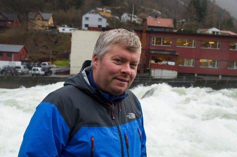 Eirik Lia er prosjektleiar i Ullensvang kommune.