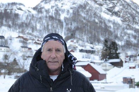 Forfattar: Oddbjørn Lynghammar.