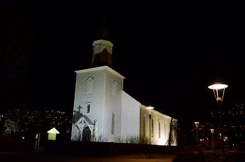Illustrasjonsfoto: Odda kirke