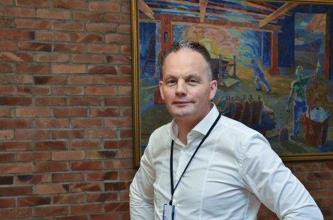 Har prioritering: Ifølge prosjektleiar og komande rådmann i Ullensvang kommune, er investeringsbudsjettet for 2021 høgt.