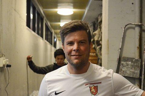 Arrangør: Jarle Øvsthus ser fram til tre dagar i Oddahallen i romjula, med fotball og mykje folk. Arkivfoto