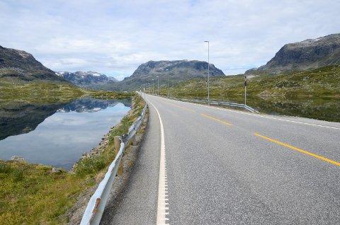 E134: Odda, Notodden og Kvinnherad kommune skal jobbe for å gjere E134 til hydrogenvegen, gjennom Hydrogenveien AS.Arkiv