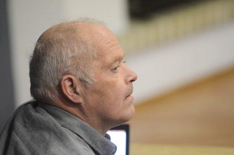 Villreinforskar Olav Strand.