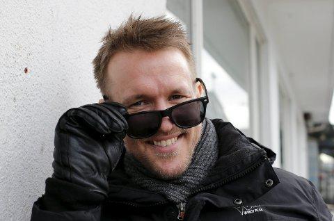 MED VAREMERKET: Ole Morten Velde gleder seg til å dele Roy Orbisons musikk med publikum i Festiviteten fredag.