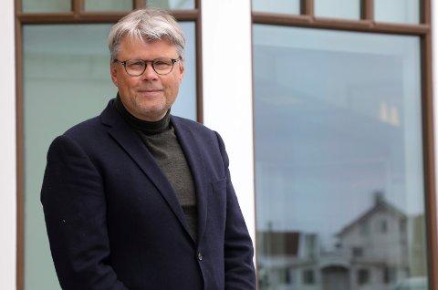 ENERGI OG ARBEIDSPLASSER: Øyvind Olsen håper energiprosjekt vil skape flere hundre arbeidsplasser på Haugalandet.