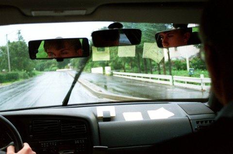 FUSK: En tidligere kjørelærer er dømt for skattesvindel i Alstahaug tingrett. Illustrasjonsfoto