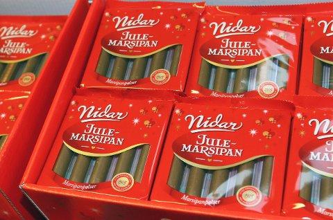 STJAL: En mann fra Helgeland må i fengsel, blant annet for å ha stjålet julemarsipan. Illustrasjonsfoto
