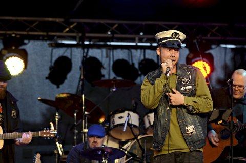 Jørn Østervik er best når han rapper.