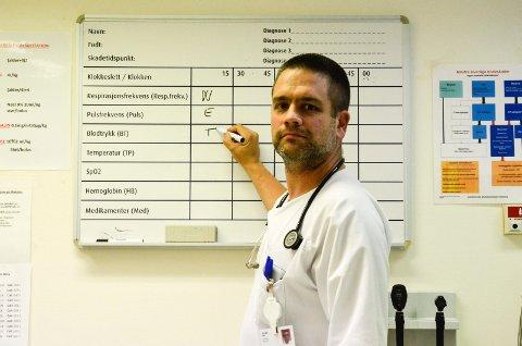 – Jeg er trygg på mine faglige beslutninger, som ligger til grunn for at jeg henviste pasienter til operasjon i Rana. Når det er sagt, så er det fritt sykehusvalg i Norge,sier overlege István Gál (46).