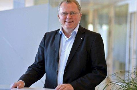 Et skritt nærmere: Utbyggingen av Johan Castberg et skritt nærmere realisering, kunngjorde konsernsjef Eldar Sætre i Statoil tirsdag.
