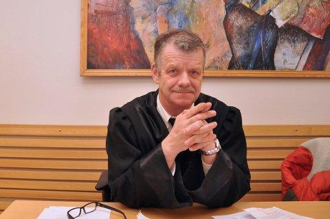 Forsvarer Håkon Helsvig. Arkivfoto