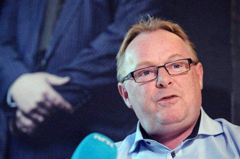 Per Sandberg har tro på et kraftig hopp i omsetningen av fisk. (Foto: ANB arkiv)