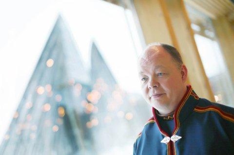 Rådsmedlem Henrik Olsen.