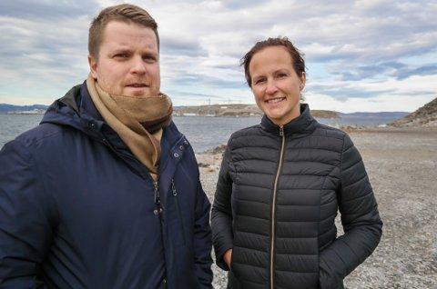 HAR UTVIDET KONFERANSEN: Tom Eirik Lysmen Jakobsen i ASCO og Ranghild Rønning i Statoil er begge i programkomiteen for årets Actic Operations.