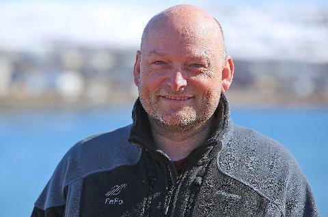 UTMARKSFORVALTER: Steinar Normann Christensen er utmarksforvalter ved FeFo.