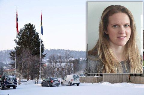 NY KOMMUNALSJEF: Kristin Norbye-Bekkelund er ansatt som kommunalleder i Karasjok. Hun har sett fram til å flytte hjem til bygda etter flere år hvor hun var bosatt forskjellige steder.