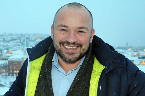 JOBBSØKER: Mikkel Gaup er en av søkerne til stillingen som fylkesjoiker.