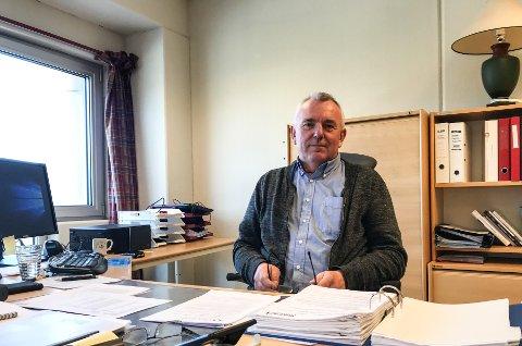 BLODRØDE TALL: 2019 var ikke et godt år for Finnmark Miljøtjeneste (Fimil) og direktør Svein Tønnessen. Selskapet endte med et driftsresultat på over to millioner kroner i minus.