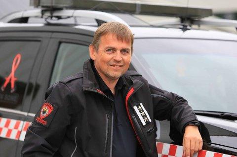 PÅ FLYTTEFOT: Frank O. Pettersen flytter fra Kjøllefjord til Alta for å begynne i ny jobb.