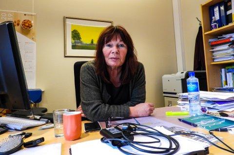 Fungerende ordfører Sylvi Josefine Johnsen i Porsanger.