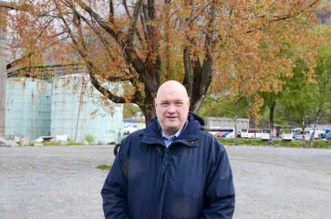 PÅ SØKERLISTA: Kjetil Skjeie er i dag daglig leder i Odda Parkering AS, men han har tidligere vært rådmann i Lødingen.