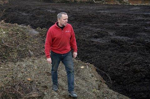 DAGLIG LEDER: JLE Grunnforsterkning AS i Okkenhaug får ny daglig leder i Jan Lyng (bildet).
