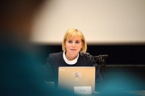 I BEREDSKAP: Ordfører Ida Stuberg er forberedt på smitteutbruddet i Steinkjer også vil ramme Inderøy.