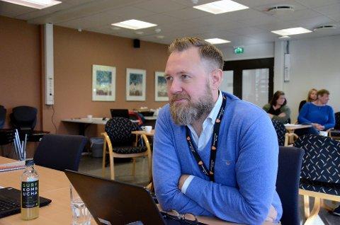 Peter Ardon. Rådmann. Inderøy.